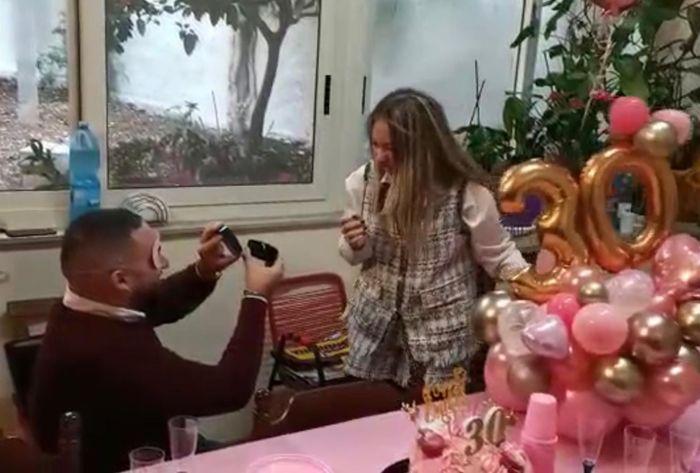 Avete una foto del momento della proposta? 💍📸 13