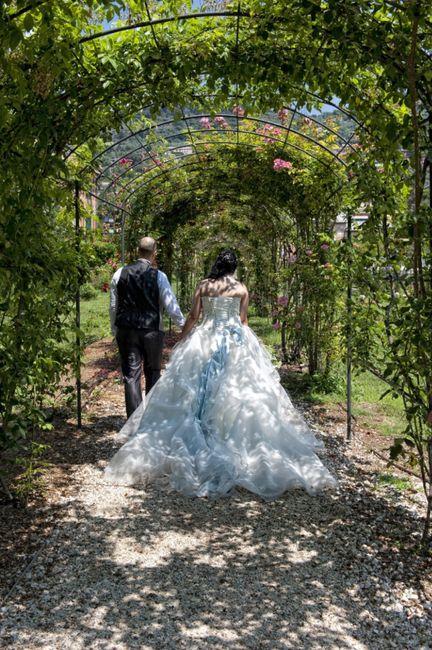 Qual è la foto più bella del vostro matrimonio? 8