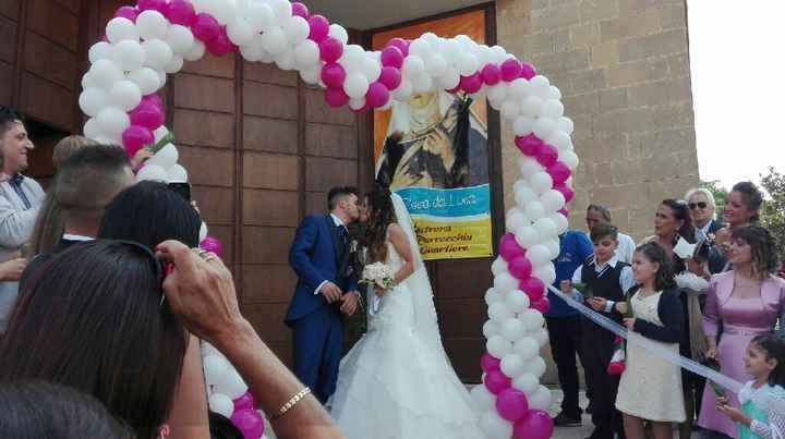 Felicemente sposati...indimenticabile :) - 2