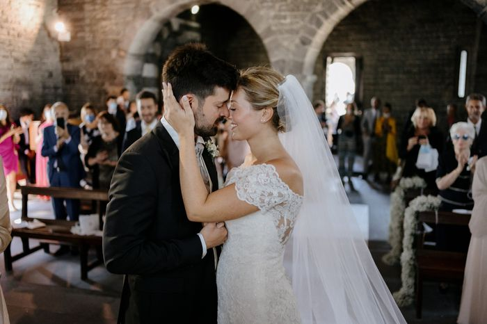 Qual è la foto più bella del vostro matrimonio? - 1