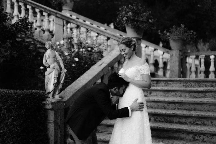 Qual è la foto più bella del vostro matrimonio? - 2