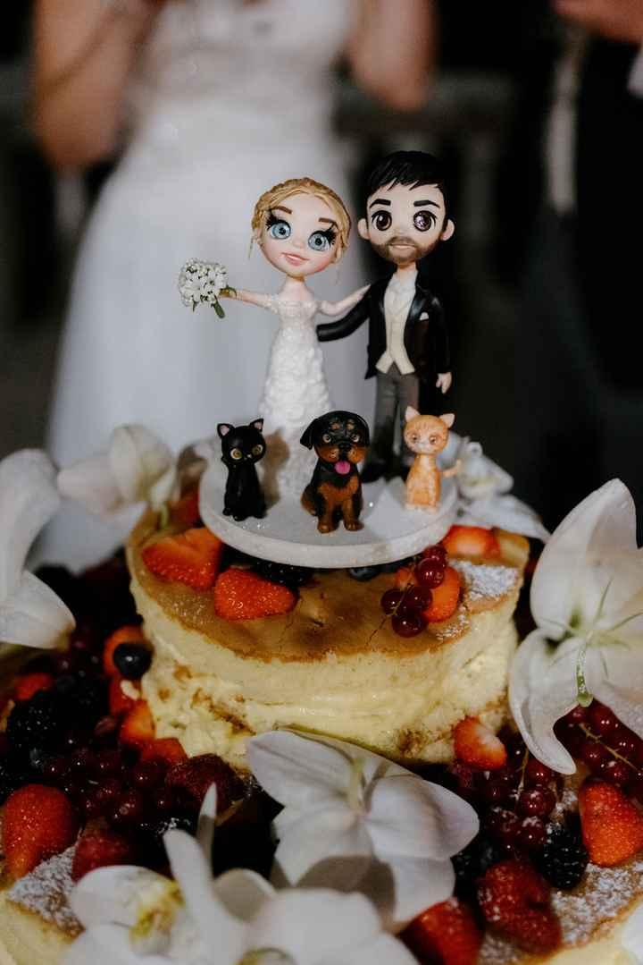 Cake topper animali - 1