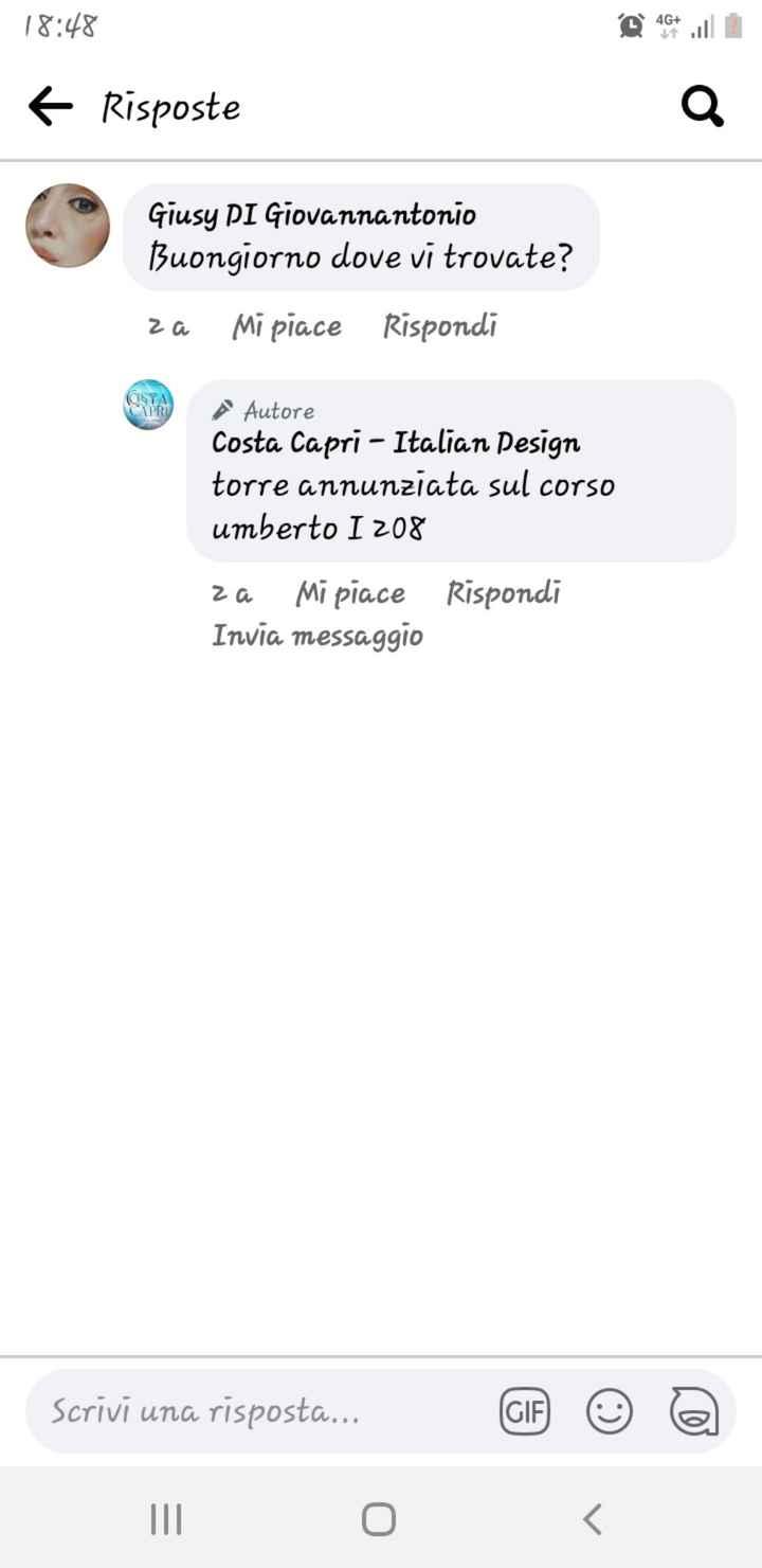 La mia esperienza con Capri Home- Made in Italy - 1