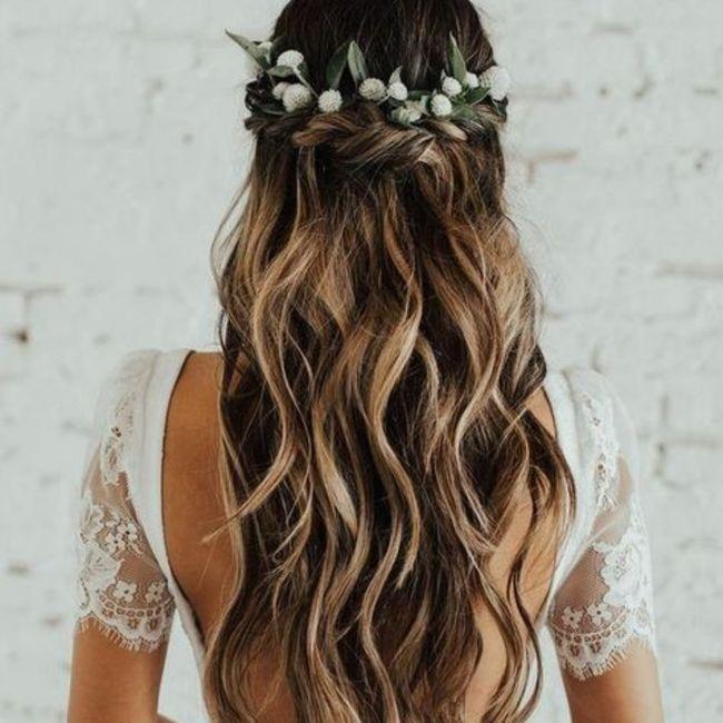 Quanto sono lunghi i vostri capelli?? 3