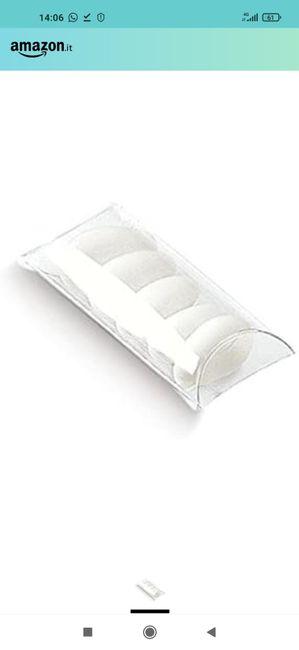 Confezioni pvc con confetti - 1