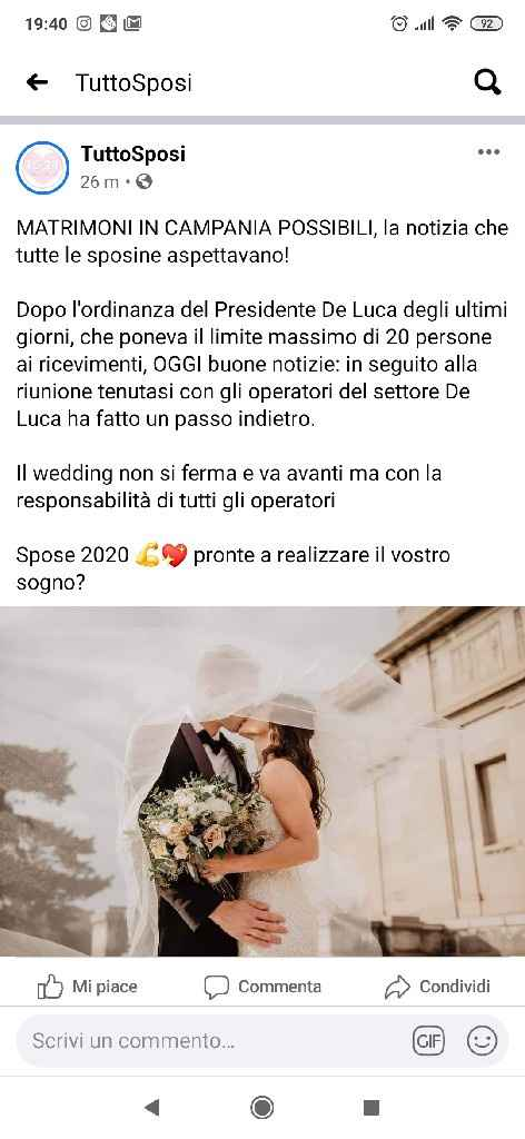 Spose Campania urgente - 1
