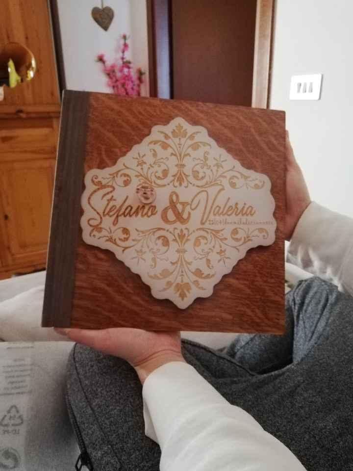 Album nozze - 1