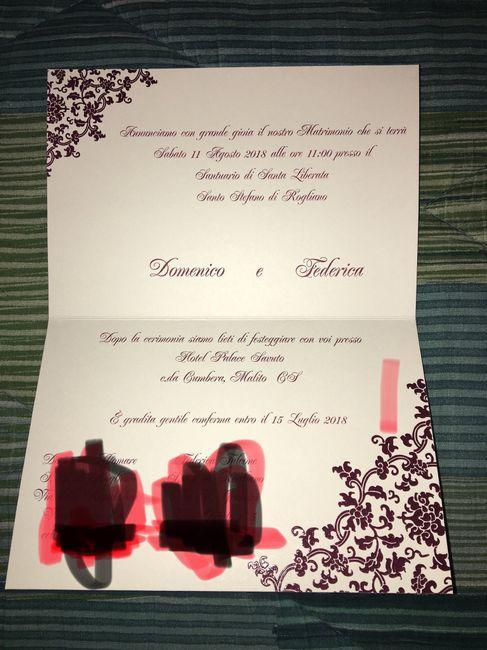 Partecipazioni Matrimonio Hotel.Partecipazioni Ritirare Organizzazione Matrimonio Forum