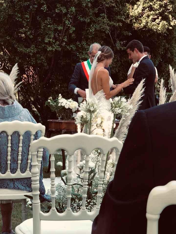 29.06.2020 oggi sposi ♥️! - 2