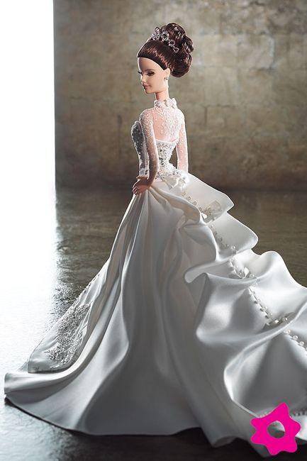 sposa barbie