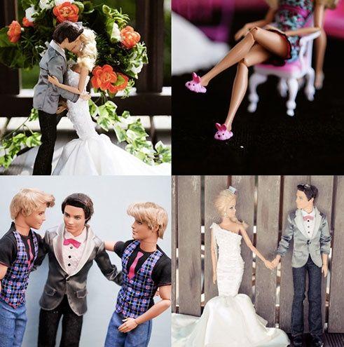 foto barbie e company