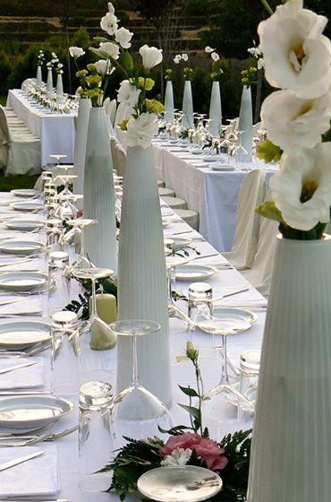Tavolone foto ricevimento di nozze for A tavolone