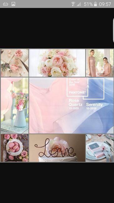 Matrimonio Rosa Quarzo E Azzurro Serenity : Azzurro serenity e rosa quarzo organizzazione matrimonio forum