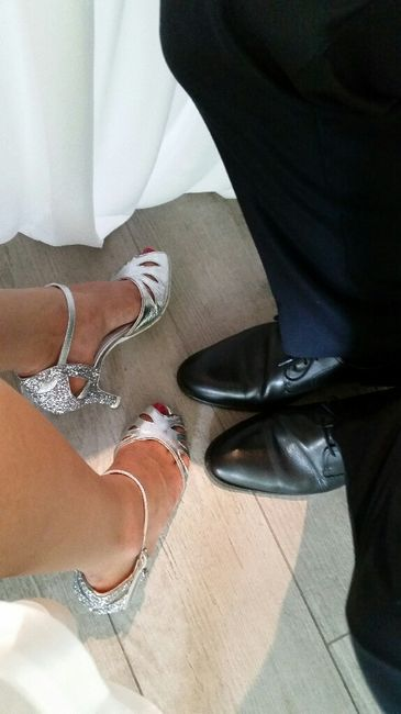 Dolori ai piedi nel giorno del matrimonio? no grazie! - 1