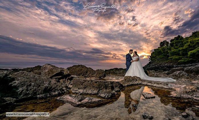 Servizio fotografico post matrimonio 1
