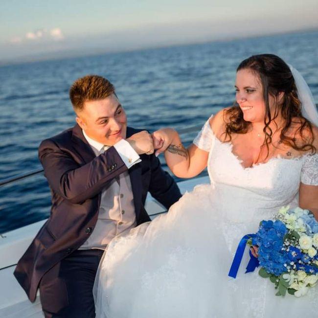 Gli scatti più belli degli sposi del 2020! 24
