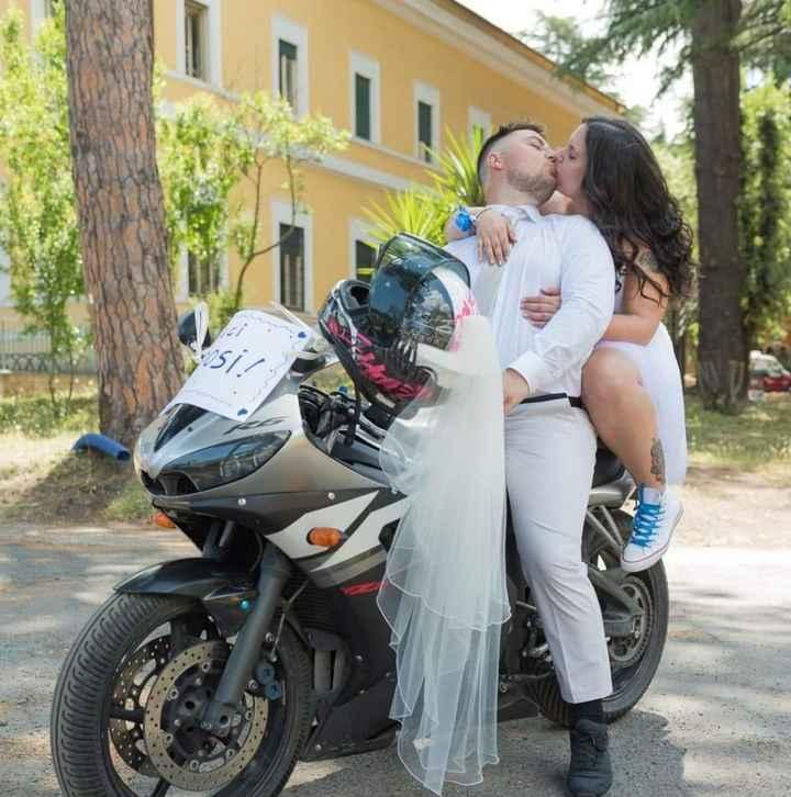 Matrimonio in moto - 1