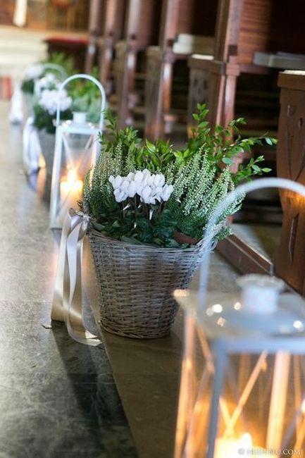 Matrimonio Country Chic Chiesa : Centrotavola e decorazione chiesa fai da te forum