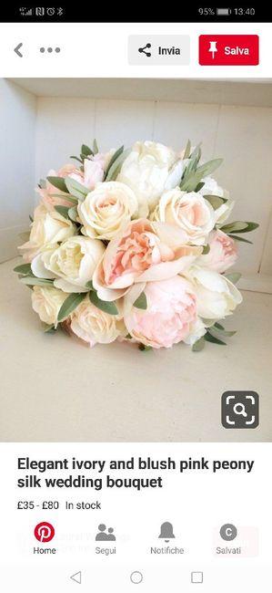 Bouquet sposa! Come sarà il vostro? Postate foto 7