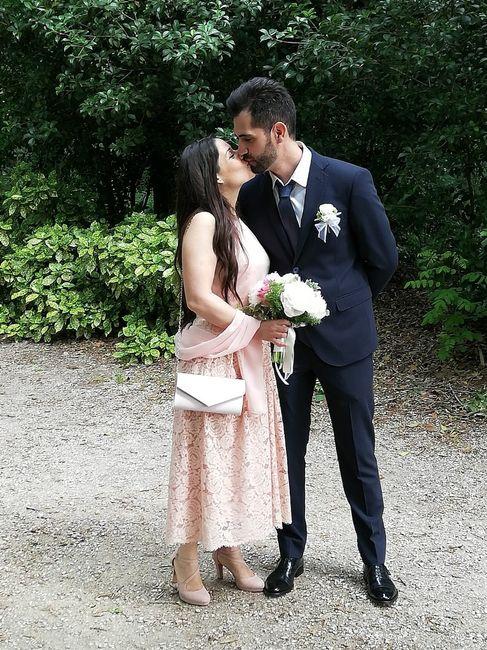 Oggi ci siamo sposati!!! ❤️ 1