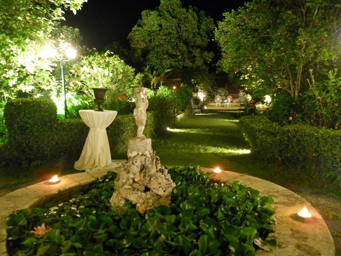 Addobbi Per Matrimonio In Giardino : Aaa cercasi consigli su addobbi per giardino