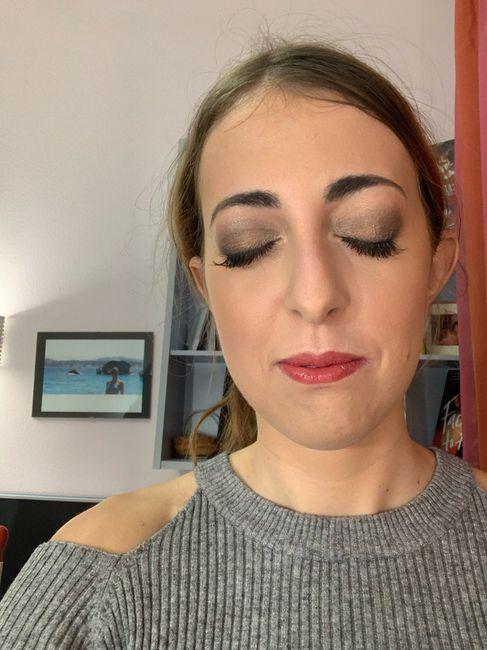 Prova make up artist - 2