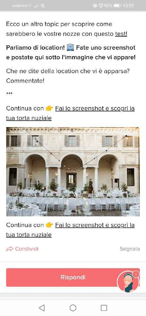 Fai lo screenshot e scopri la tua location - 1