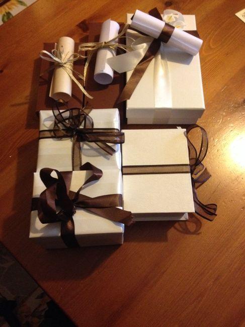 Regalo testimoni prima delle nozze forum - Idee regalo matrimonio testimoni ...