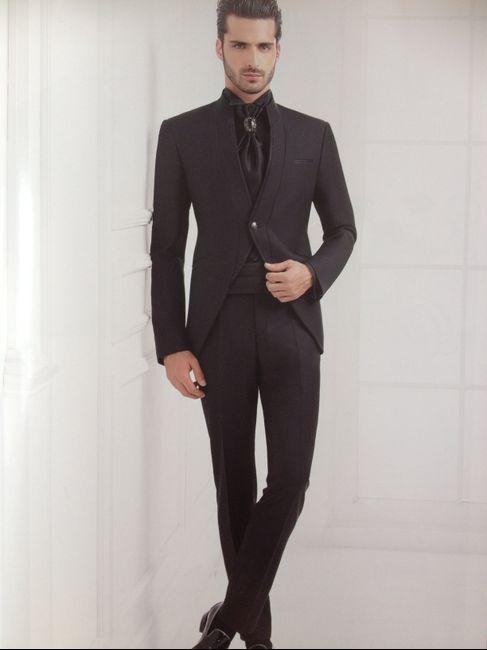 Vestito Matrimonio Uomo Nero : Abiti da sposo: di che colore sarà il tuo fm? moda nozze forum