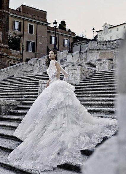 Abiti da sposa - stile principessa - Angelozzi