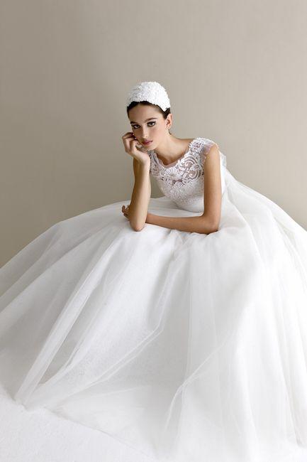 Abiti da sposa - stile principessa - Riva