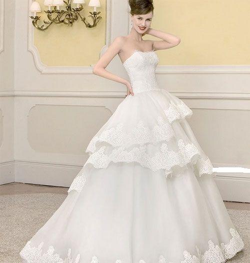 Abiti da sposa - stile principessa , Aimèe
