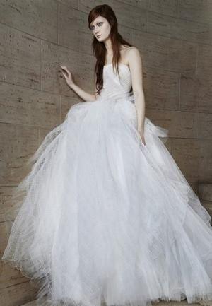 Abiti da sposa - stile principessa , Vera Wang