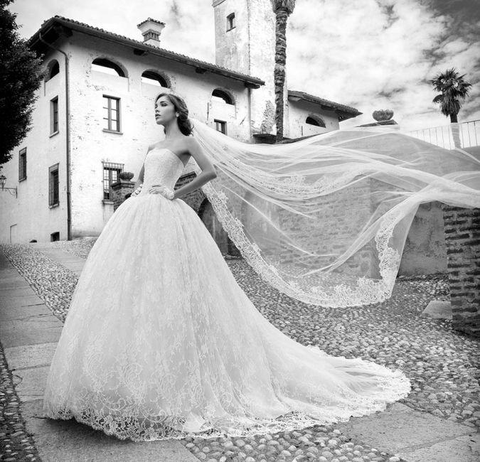 Abiti da sposa - stile principessa , Rinaudo