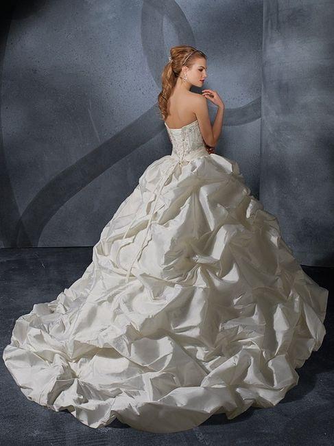 Abiti da sposa - stile principessa