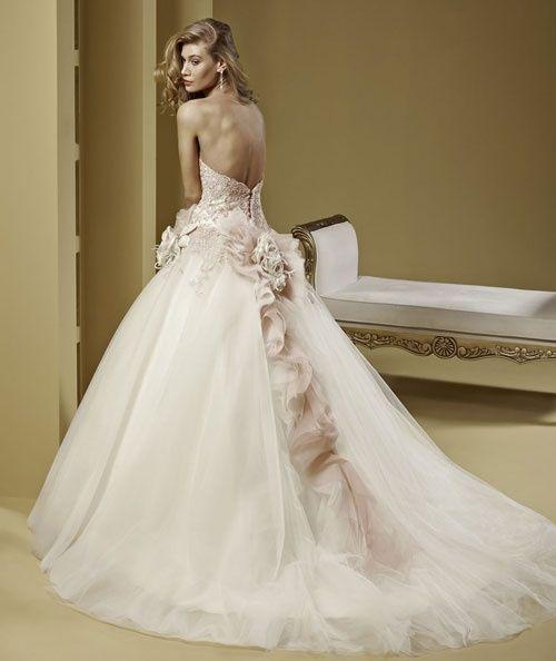 Abiti da sposa - stile principessa , Nicole - Romance