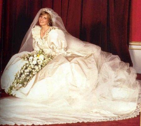 Abiti da sposa - stile principessa , Lady Diana