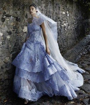 3bf410bfa73b Abiti da sposa 14 - stile colorato - Moda nozze - Forum Matrimonio.com
