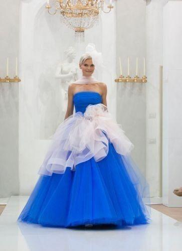 Abiti da sposa - colorati