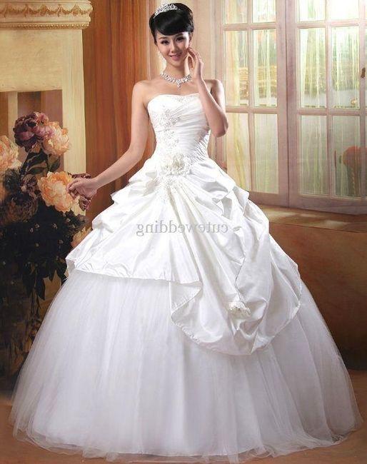 35afd8848722 Abiti da sposa 7 - stile a palloncino - Moda nozze - Forum ...