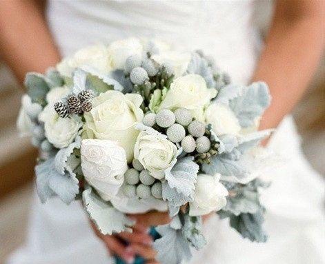 913c7f8b5596 Il bouquet della sposa 3 - invernale - Moda nozze - Forum Matrimonio.com