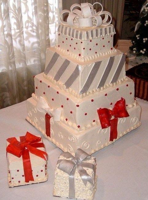 Decorazioni Matrimonio Natalizio : Decorazioni matrimonio invernale natalizio torte