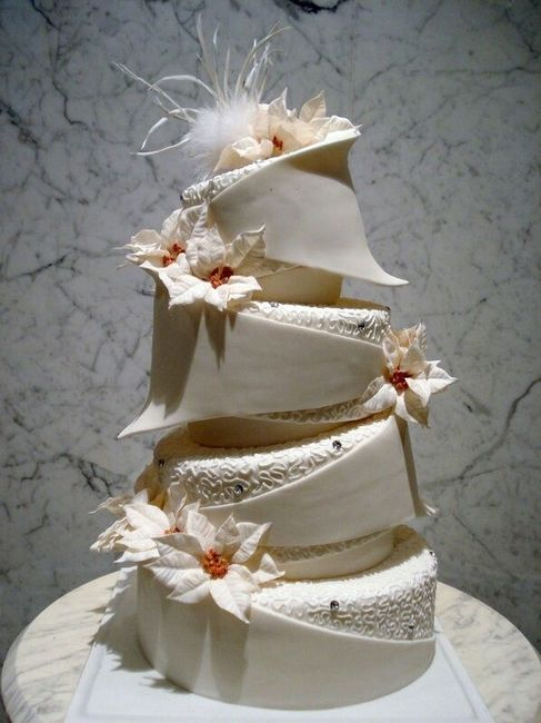 Matrimonio Natalizio Forum : Decorazioni matrimonio invernale natalizio torte