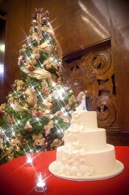 Decorazioni nuziali matrimonio invernale natalizio for Decorazioni nuziali