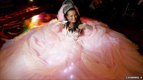 abito da sposa, stile gipsy 4