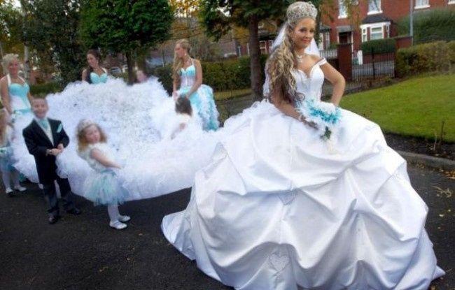 abito da sposa, stile gipsy 7