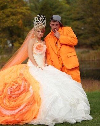 abito da sposa, stile gipsy 8