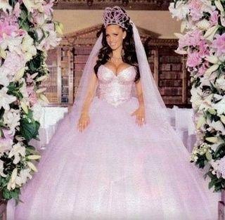 abito da sposa, stile gipsy 9