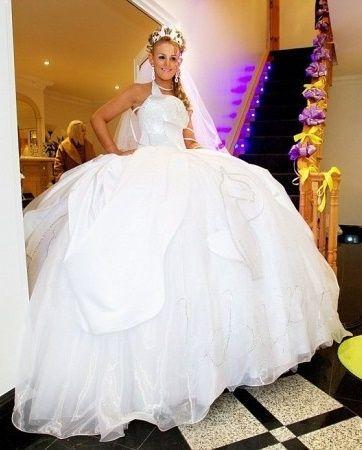 abito da sposa, stile gipsy 16