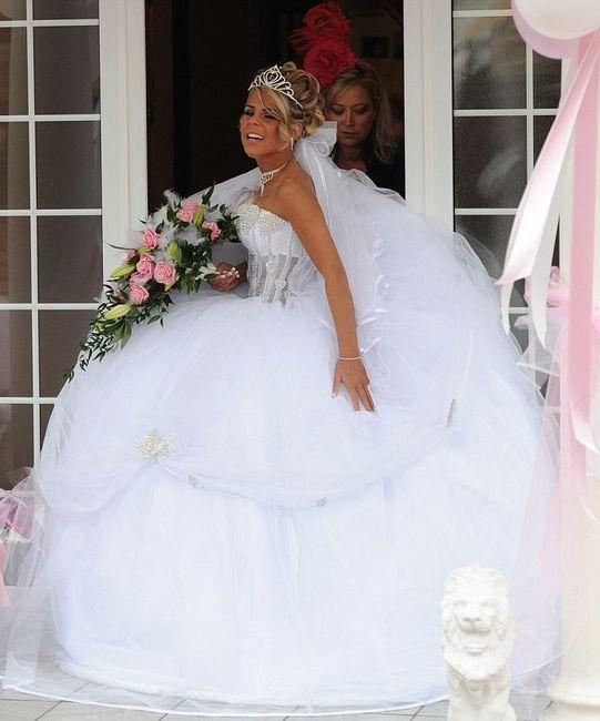 Abito Matrimonio Gipsy : Abito da sposa stile gitano gipsy pagina